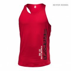 Спортивная майка Better Bodies Performance T-Back, Bright Red