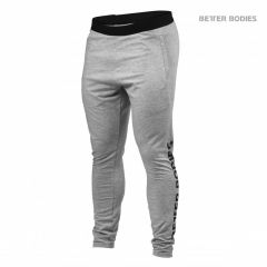 Брюки BB Hudson Jersey Pants, Grey Melange