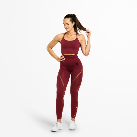Лосины Better Bodies Waverly Tights, Sangria Red