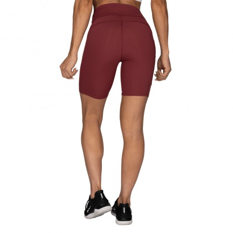 Спортивные шорты Better Bodies Chrystie Shorts V2, Sangria Red