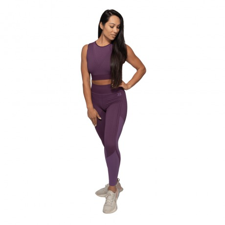 Спортивный топ Roxy Seamless Top, Royal Purple