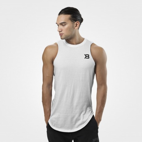 Спортивная майка Better Bodies Harlem Tank, White