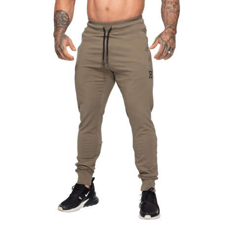 Спортивные брюки Better Bodies Tapered Joggers V2, Washed Green