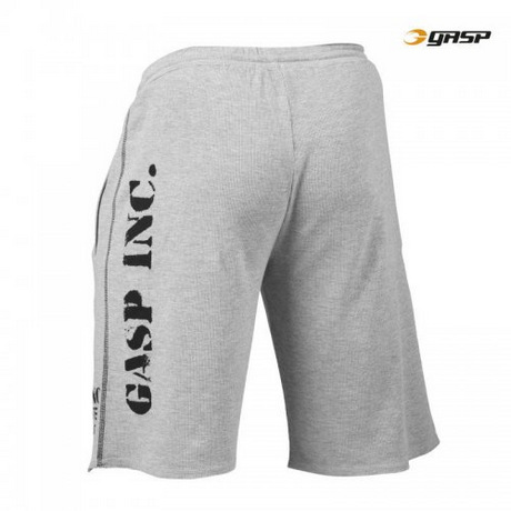 Cпортивные шорты GASP Thermal Shorts, Greymelange