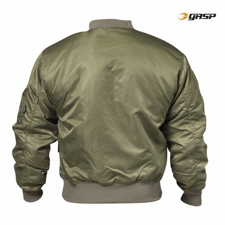 Уличная куртка GASP Utility Jacket, Washed Green