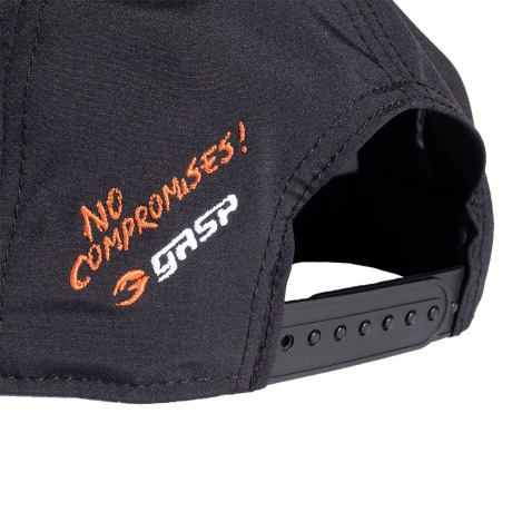 Кепка GASP No Compromise, Black