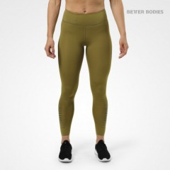 Лосины Better Bodies Madison Tights, Military Green