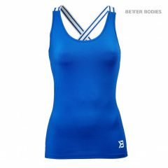 Спортивный топ Better Bodies Perfomance Shape Top, Strong Blue