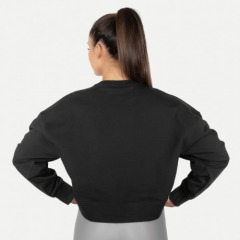 Свитшот Better Bodies Chelsea Sweater, Washed Black