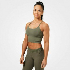 Спортивный топ Better Bodies Astoria seamless bra, Wash Green