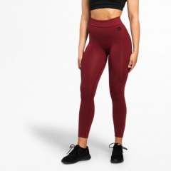 Спортивные леггинсы Better Bodies Rockaway leggings, Sangria Red