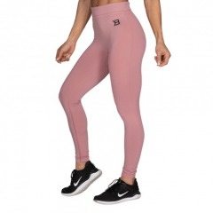 Спортивные леггинсы Better Bodies Rockaway leggings, Heather Pink