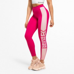 Лосины Better Bodies Chrystie High Tights, Hot Pink