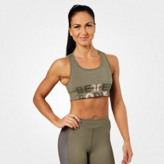 Спортивный топ Better Bodies Bowery Sports Bra, Wash Green