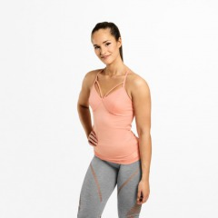 Спортивный топ Better Bodies Waverly Strap Top, Peach