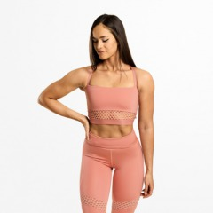 Спортивный топ Better Bodies Waverly Mesh Bra, Rose Dawn