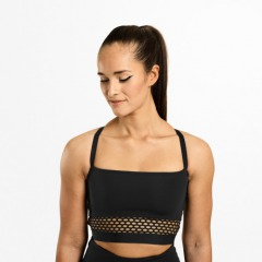 Спортивный топ Better Bodies Waverly Mesh Bra, Black
