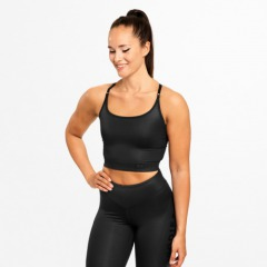 Спортивный топ Better Bodies Vesey Strap Top, Black