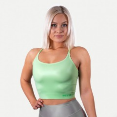 Спортивный топ Better Bodies Vesey Strap Bra V2, Mint Green