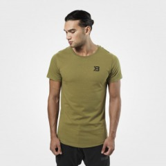 Футболка Better Bodies Hudson Tee, Military Green