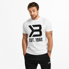 Футболка Better Bodies Washington Tee, White