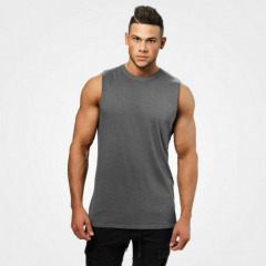 Спортивная безрукавка Better Bodies Bronx tank, Dark greymelange