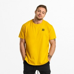 Футболка Better Bodies Stanton Oversize Tee, Yellow