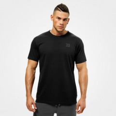 Футболка Better Bodies Stanton Oversize Tee, Wash Black