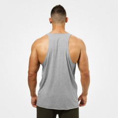Спортивная майка Better Bodies Team BB Stringer, Grey Melange