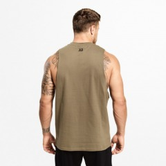 Спортивная майка Better Bodies Team BB Tank, Washed Green