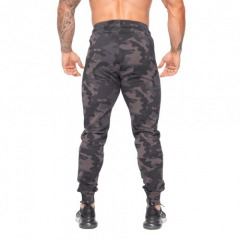 Спортивные брюки Better Bodies Tapered Joggers V2, Dark Camo