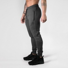 Спортивные брюки Better Bodies Tapered Joggers V2, Dark Grey Melange