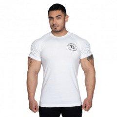 Футболка Better Bodies Gym Tapered Tee, White