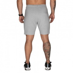 Шорты Better Bodies Tapered Sweatshorts, Light Grey Melange