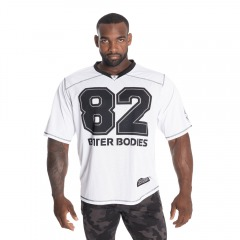 Футболка Better Bodies Football Tee, White