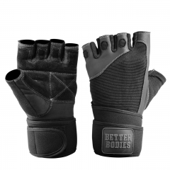 Перчатки Better Bodies Pro Wristwrap Gloves