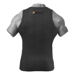 Спортивная майка GASP Original ribbed tank, Grey