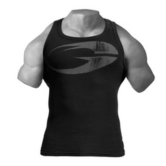 Спортивная майка GASP Original ribbed tank, Black
