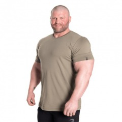 Футболка GASP Classic tapered tee, Washed Green